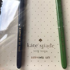 kate spade Other - Kate Spade tumbler, cups and serving set 3pieces